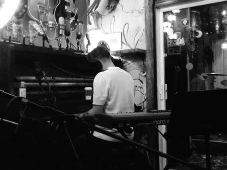 Recording Session - Singing Sands Studio - March 2021