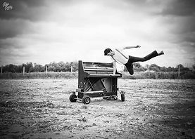 Kasper & son pianomobil © Olivier Bonnet