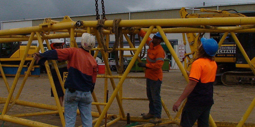 CPCCLDG3001A Licence to Perform Dogging & CPCCLRG3001A Licence to Perform Rigging Basic Level Training