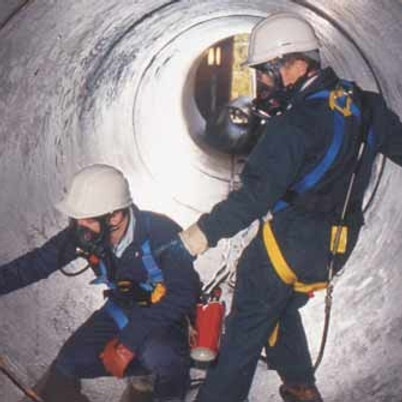 (RIIWHS202D) Enter & Work in Confined Spaces + (MSMWHS217)  Gas Test Atmosphere