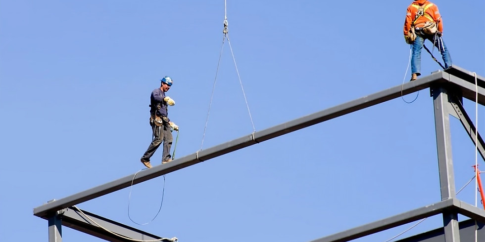 Work safely at heights (RIIWHS204D)