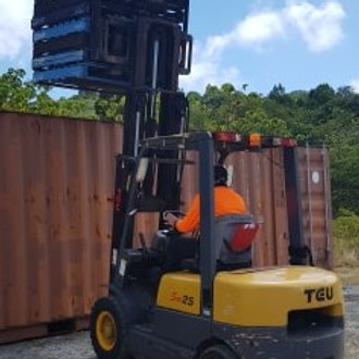 TLILIC2001 Licence to Operate a Forklift Truck
