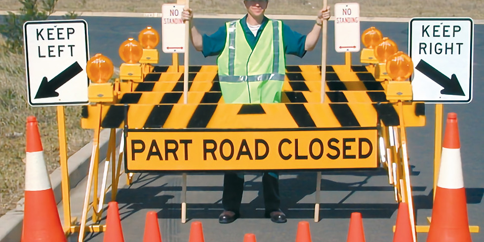 (RIIWHS205D) Traffic Controller and (RIIWHS302D) Basic Worksite Traffic Management