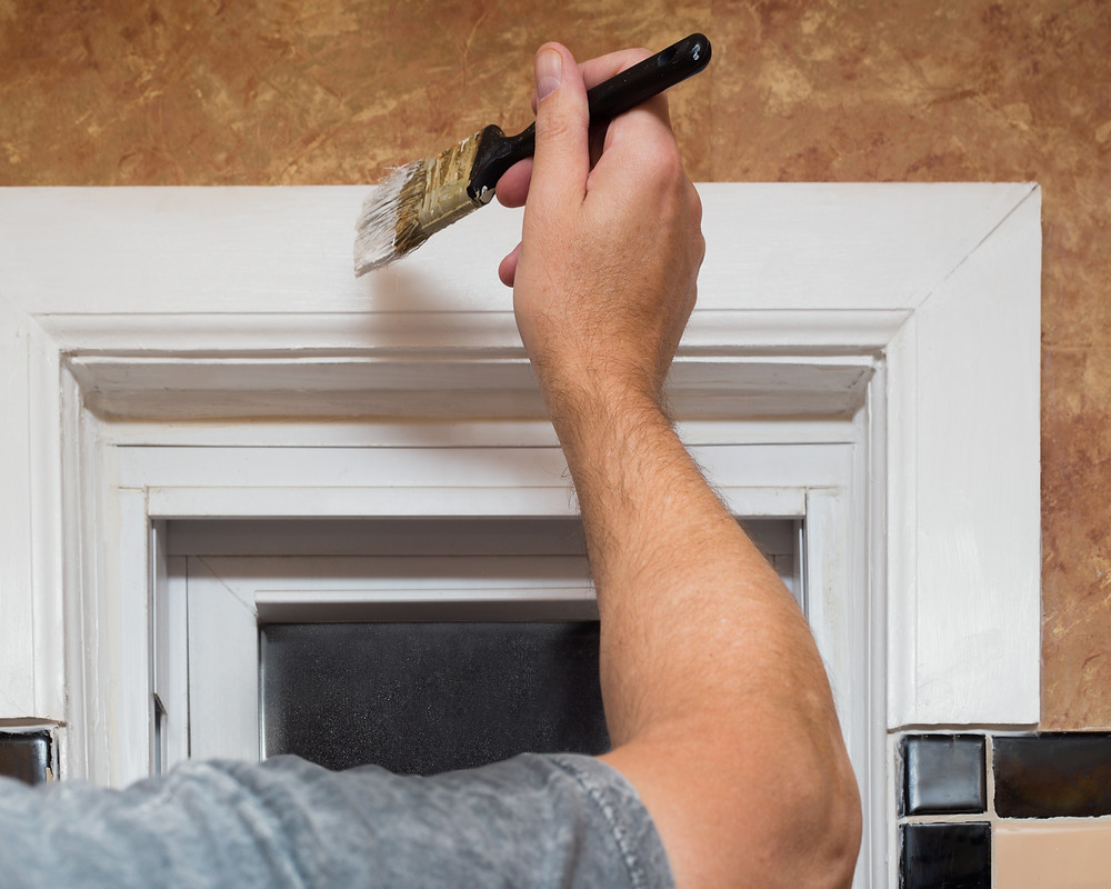 painting to prep your home to sell