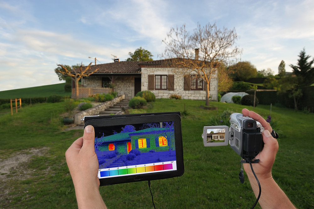Get a thermography home inspection to save you money in the long run