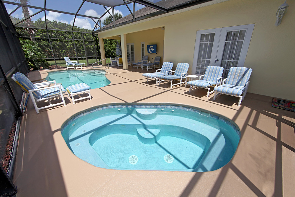 Pool/hot tub home inspection services in Houston, Tx