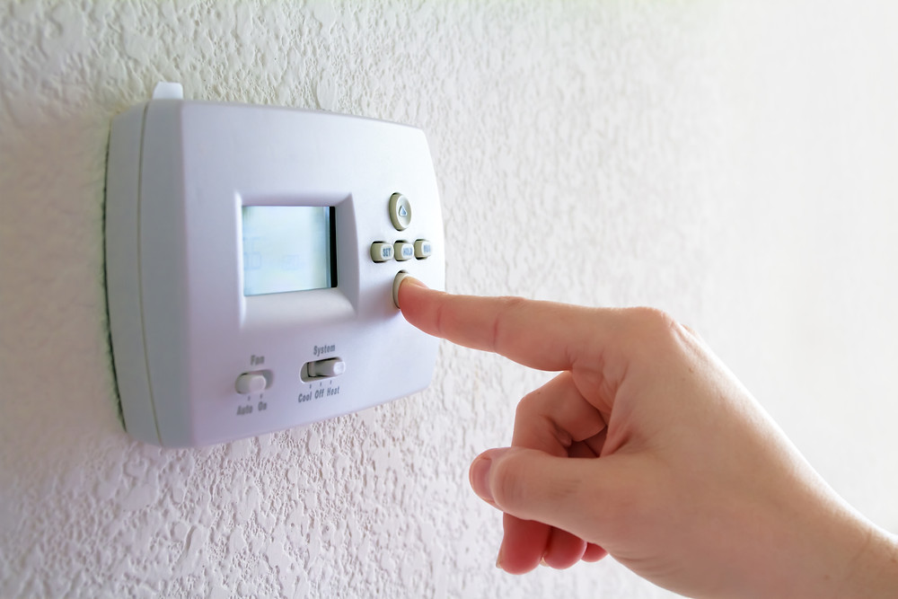 inspect your AC & program your thermostat for energy efficiency