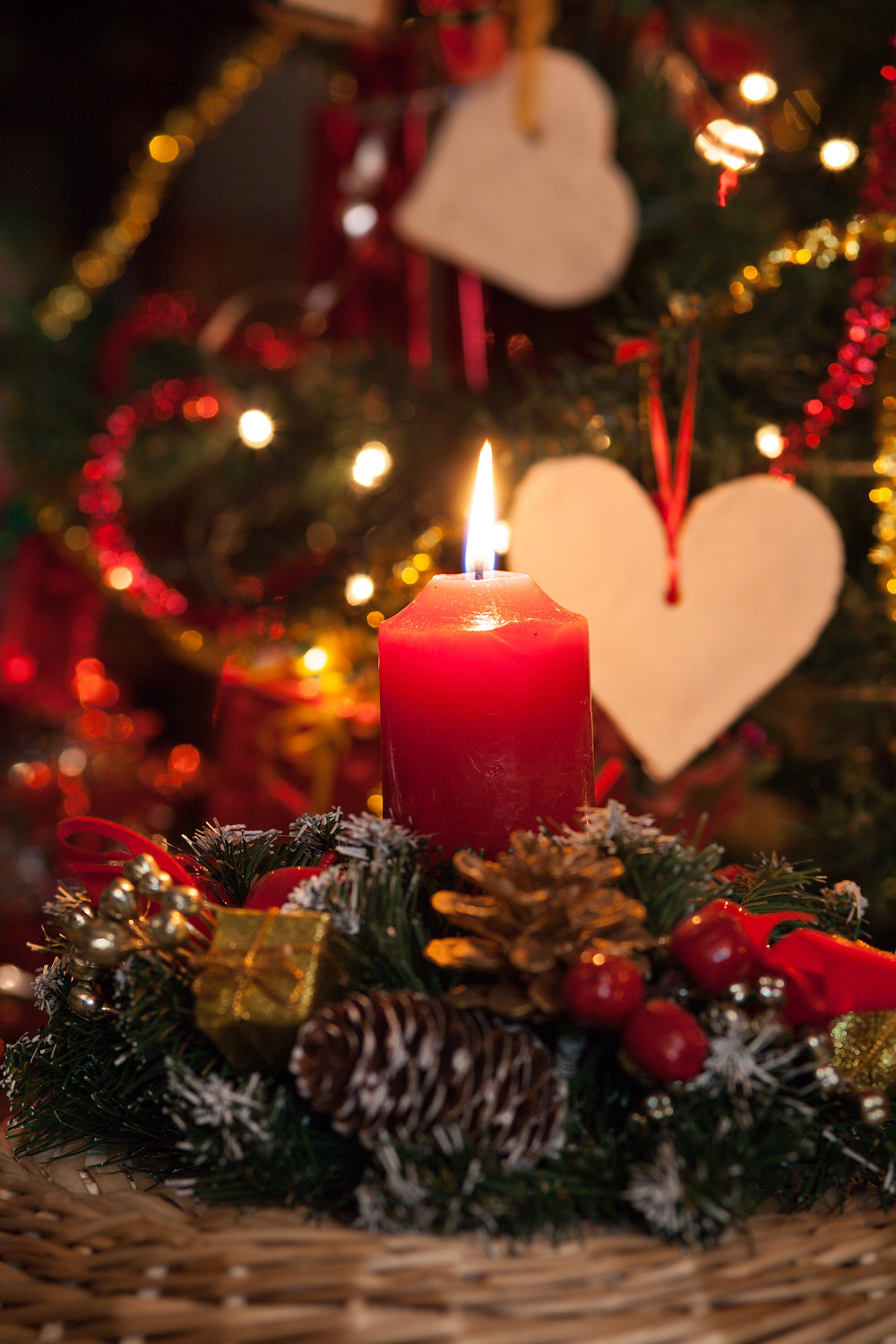 fire safety for your home during holidays