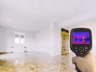 Benefits of Thermography in a Home Inspection