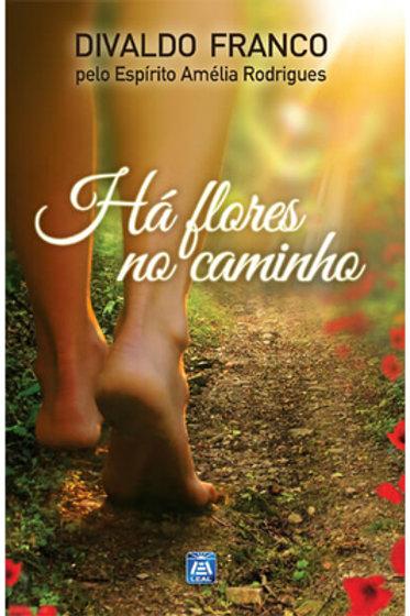 Há flores no caminho