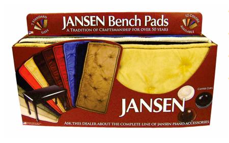 Jansen Bench Pads