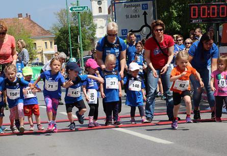 Ergebnisse 6. Stadtlauf Frauenkirchen powered by Therapiezentrum am Mühlteich