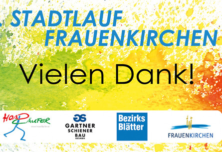 Das war der 7. Stadtlauf Frauenkirchen powered by Gartner-Schiener GesmbH