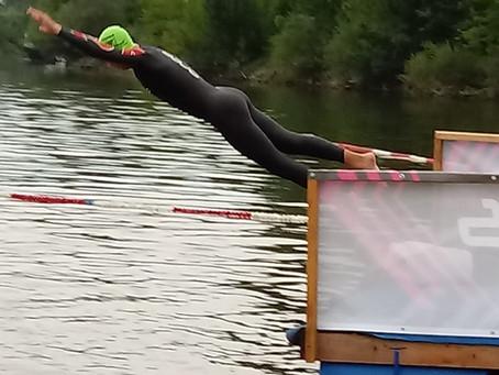 Wallsee - 11. Sparkassen Mostiman Triathlon ÖSTM und Gaudiman