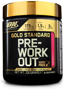 Optimum Nutrition Gold Standard Pre Work