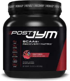 JYM Supplement Post Active Matrix