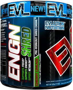 ENGN Shred Pre Workout Thermogenic Fat B