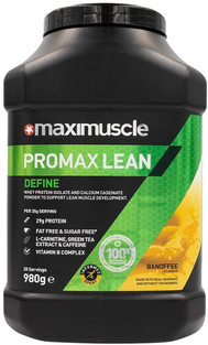 MAXIMUSCLE Promax Lean Protein Powder