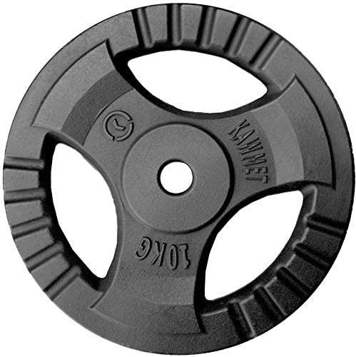 Cast Iron Weight Plate disk wheel Tri-Gr