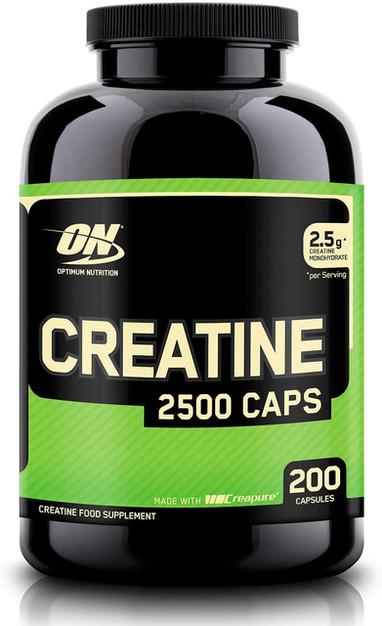 Optimum Nutrition Creatine 2500 mg Capsu