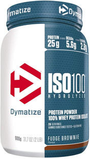 Dymatize ISO 100 Fudge Brownie 900g