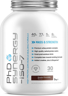 PhD Nutrition Synergy ISO-7 All-in-One W