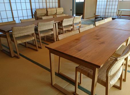 12のテーブルセット