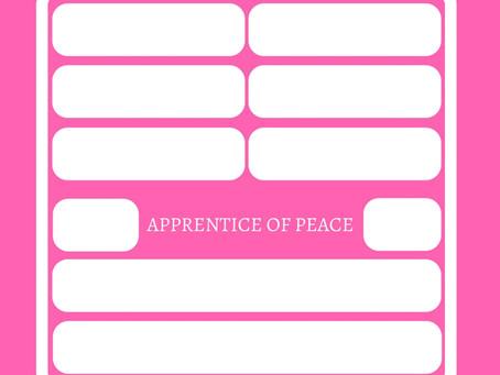 The Apprentice of Peace