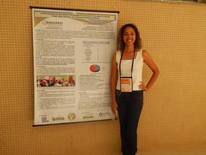 Segundo (2º) dia de atividades no Seminário Internacional.