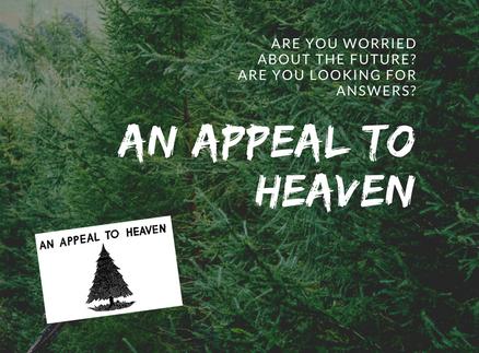 Appeal to Heaven Website