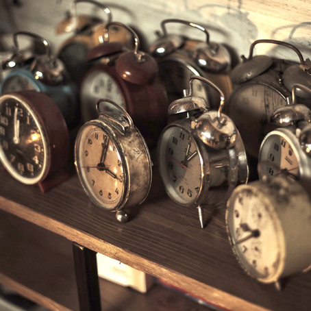 Tips for writing about Time