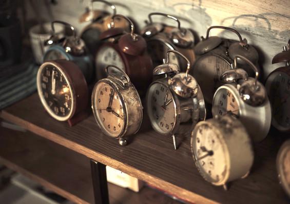 Réveils Vintage