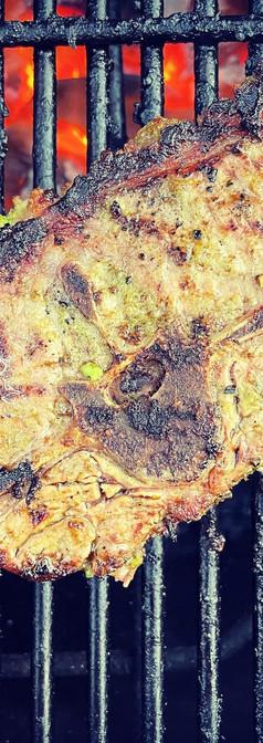 Barnsley cut lamb chop