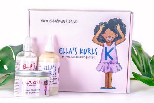 Kurly Moisturising Bundle