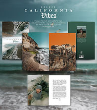 """CALIFORNIA VIBES"" PHOTOBOOK BY PEEZEE"