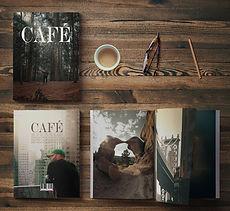 """""""CAFÉ"""" PHOTOBOOK BY PeeZee"""
