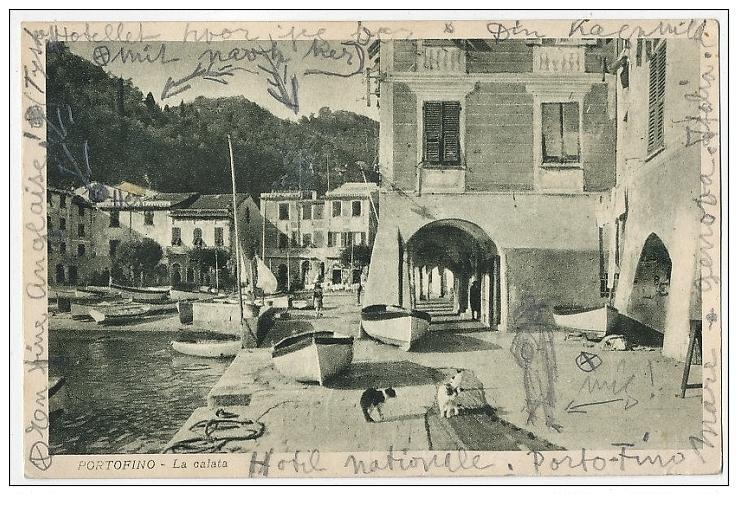 cartolina antica prima