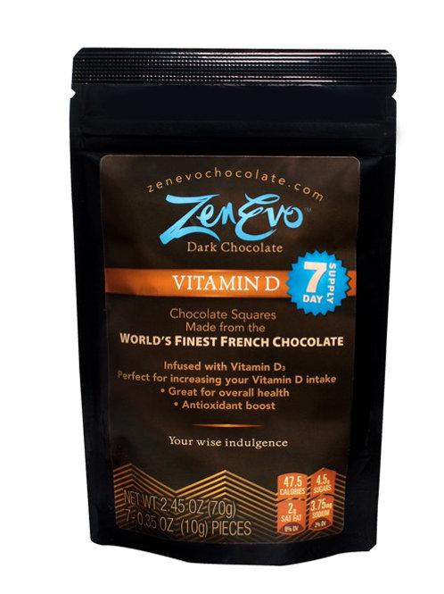 ZenEvo™ Vitamin D 7 Day Supply