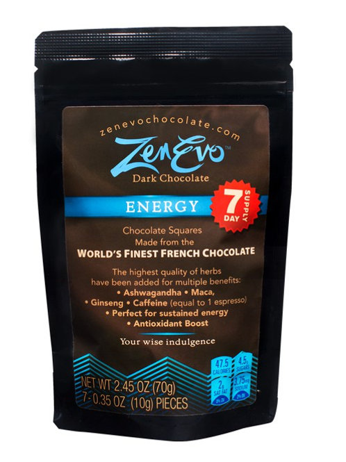 ZenEvo™ Energy 7 Day Supply