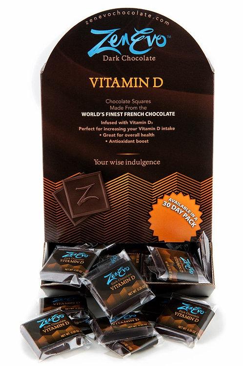 ZenEvo™ Vitamin D 72 Day Supply