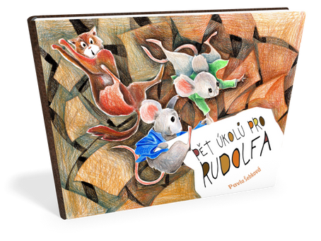 """Ochutnávka knihy """"Pět úkolů pro Rudolfa"""""""