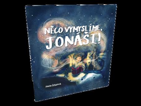 Ochutnávka knihy Něco vymyslíme, Jonáši!