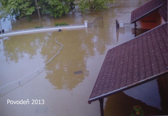 Povodeň 2013