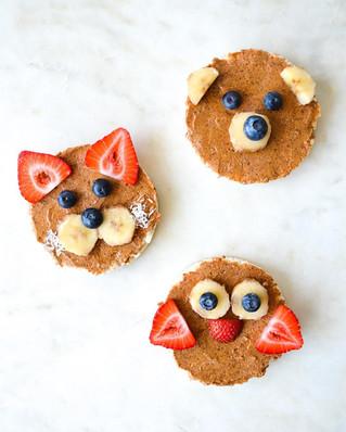 Εύκολη Συνταγή: Φτιάξτε Υγιεινά Pancakes Για Τα Παιδιά!