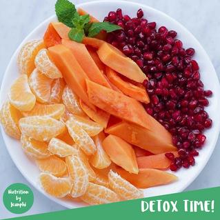 Δίαιτα Αποτοξίνωσης (2 ημερών): Κάνε το απαραίτητο detox και χάσε τα κιλά των εορτών!