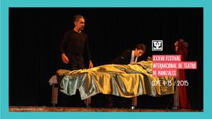 Diário de bordo: Festival de Teatro de MANIZALES 2015