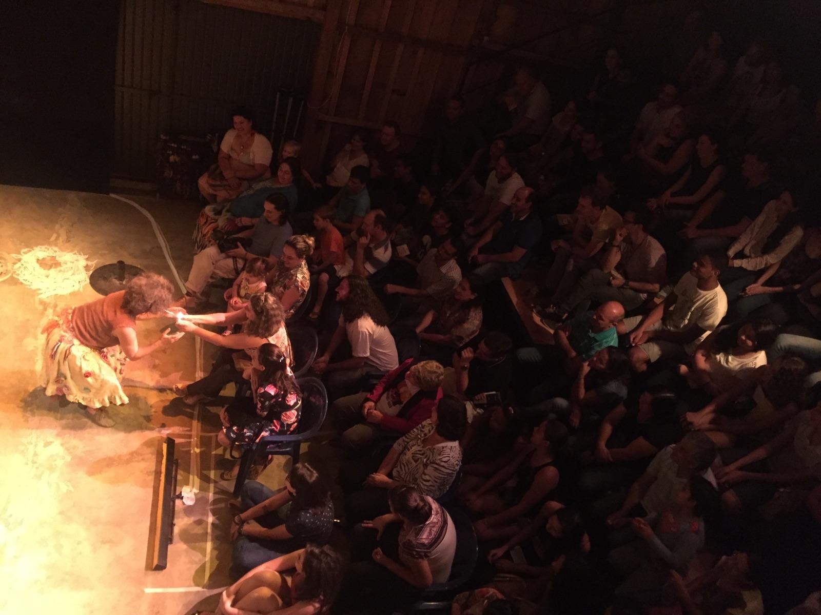 Olympia| acervo Grupo Teatro Andante