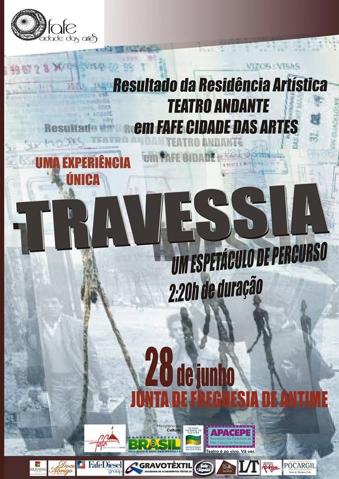 Travessia| Grupo Teatro Andante