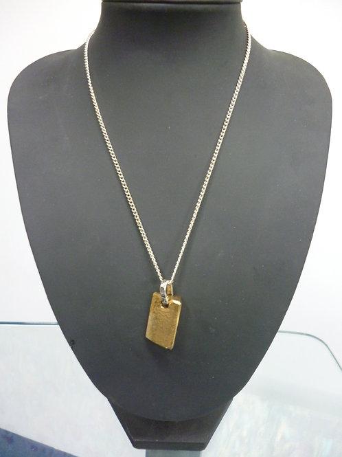 Pendentif bronze