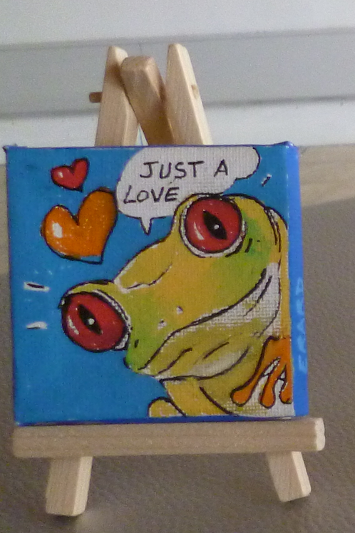 Grenouille Just a Love
